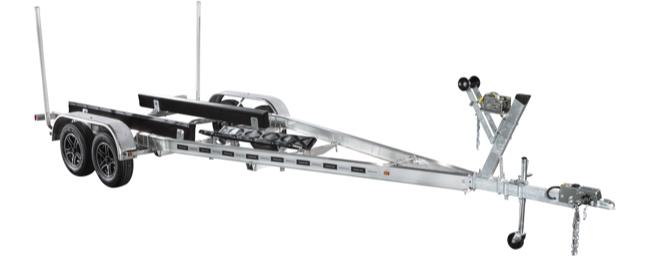 Aluminum Tandem Axle Commander Series