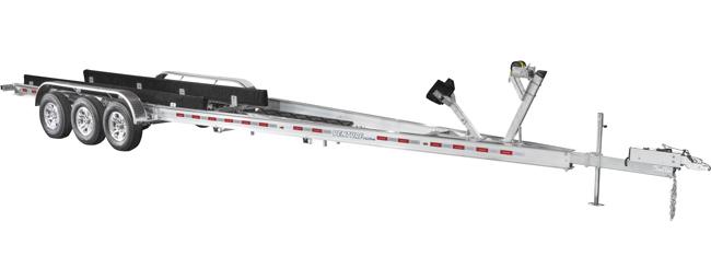 Aluminum Triple Axle Bunks 9625