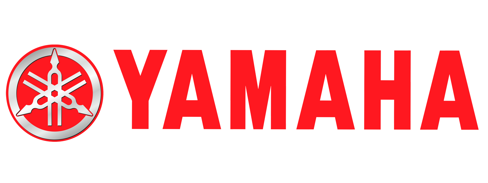 yamaha logo red