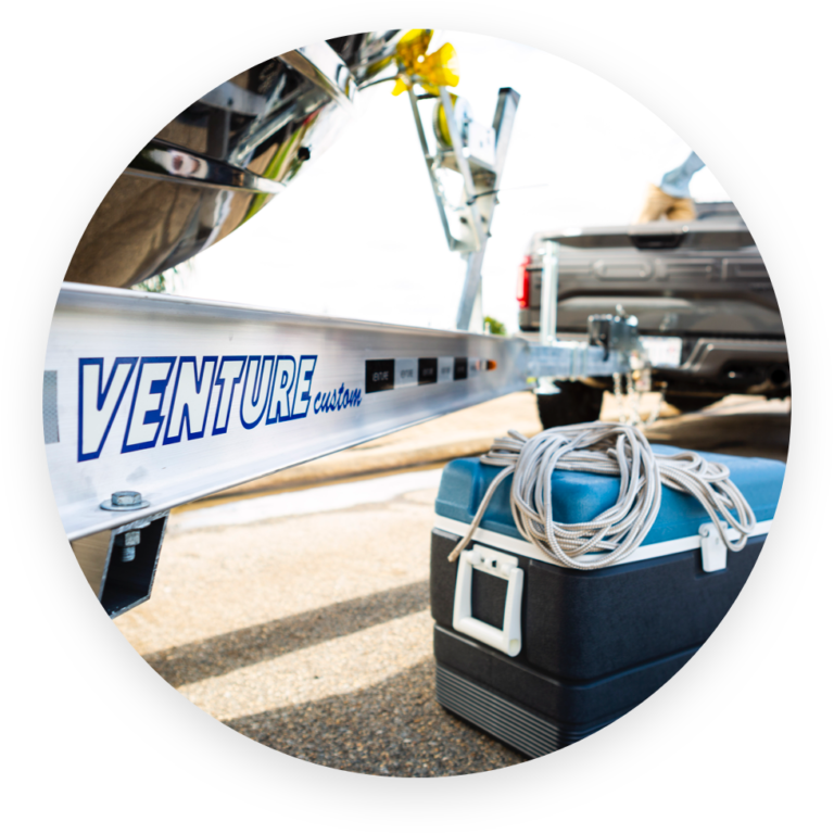 venture trailers warehouse