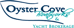 oyster cove boatworks logo